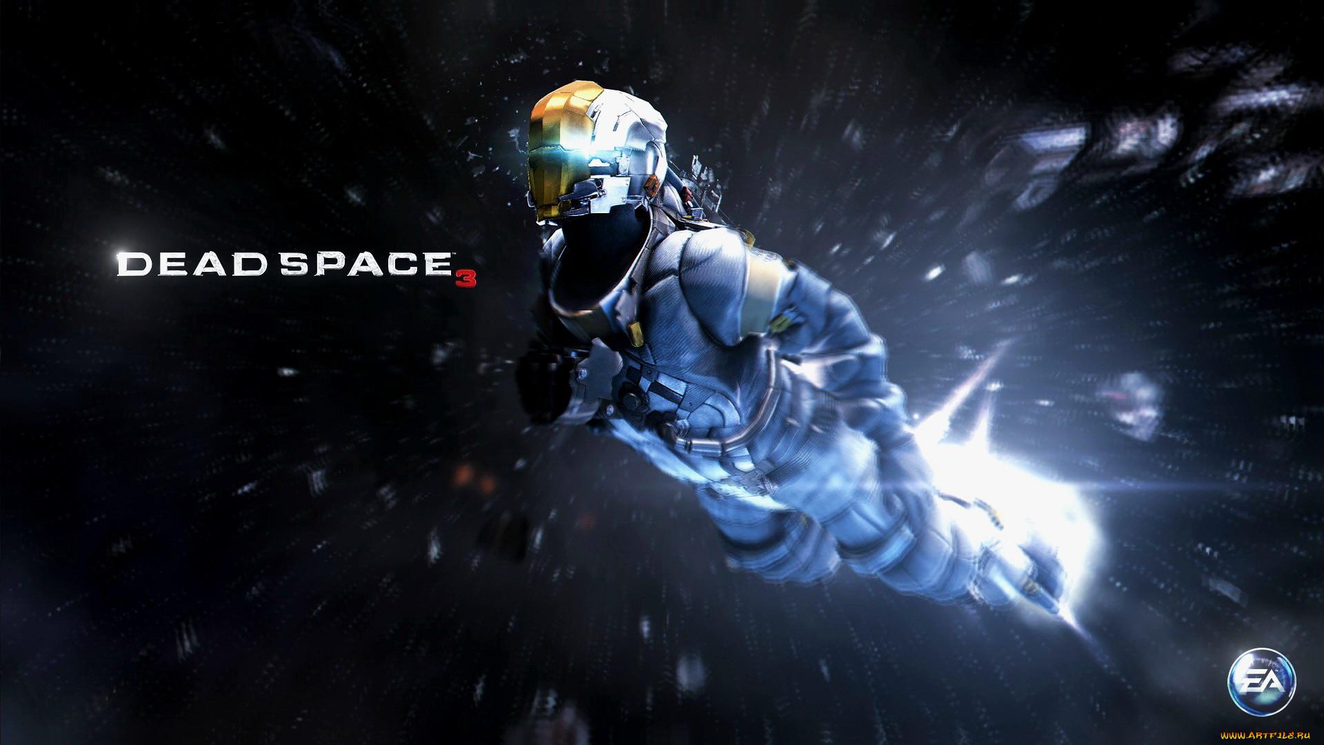 Игры dead space 3 обои для рабочего стола